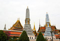 Grand Palace in Bangkok, Thailand. Stock Photos