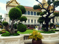 Grand palace in bangkok thailand Stock Photo