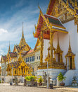Grand palace bangkok thailand in day time Royalty Free Stock Image