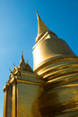 Grand Palace, Bangkok Thailand Travel Royalty Free Stock Photo