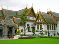 Grand Palace complex, Bangkok, Thailand Royalty Free Stock Photos