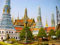 stock image of  Grand Palace in thailand
