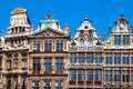 Grand Place, Brussels. Royalty Free Stock Photo