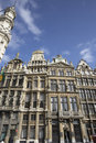 Grand Place,Brussels,Begium Royalty Free Stock Photo