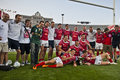 Grand prix series rugby 7 Barcelona 2011 Stock Photo