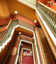 Grand Staircase Royalty Free Stock Photo