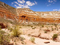 Grand Staircase Escalante, Landscape Utah Royalty Free Stock Photo