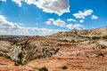 Grand Staircase - Escalante National Monument Royalty Free Stock Photo