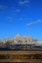 Grand Teton, Wyoming, USA. Stock Photography