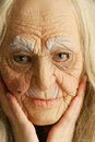 Grandma Royalty Free Stock Image