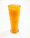 Granita slush mango Royalty Free Stock Photo