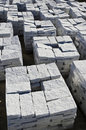 Granite blocks Royalty Free Stock Image