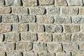 Granite bricks as background Royalty Free Stock Photo