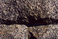Granite bricks Royalty Free Stock Photo