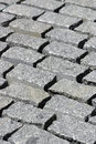 Granite cobblestones Royalty Free Stock Photos
