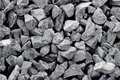 Granite gravel Royalty Free Stock Image