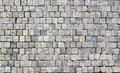 Granite pavement Royalty Free Stock Photo