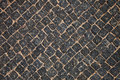 Granite paving stone Stock Image
