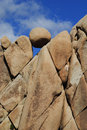 Granite rock formations Stock Photos