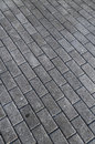 Granito gray textured cobblestoned Foto de archivo