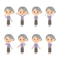 Granny Royalty Free Stock Images