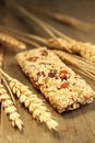 Granola bar Royalty Free Stock Photo