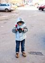 Granska bilder Fotografering för Bildbyråer