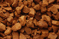 Granular coffee Stock Image