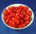 Grape Tomatoes Royalty Free Stock Photo