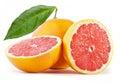 Stock Photo Grapefruit