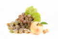 Grapes and fruits Royalty Free Stock Photo