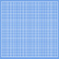 Graph blue paper with white cells millimeter Stock Photography