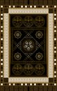 Graphical illustration of a Tarot card 4 Royalty Free Stock Photo