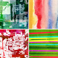 Graphic design background collection Royalty Free Stock Photo