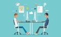 Grafický a pavučina vývojka pracovní na pracoviště