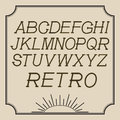 Graphic Font for your design.