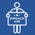 Graphic to Impeach the President