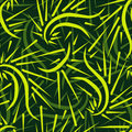 Grass seamless pattern Royalty Free Stock Photography