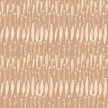 Grass seamless strip pattern repetitive on brown background illustration is in eps mode Stock Images