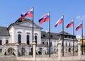 Grassalkovich Presidential Palace. Bratislava