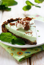 Grasshopper pie Royalty Free Stock Photo