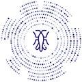 grasshopper vector icon. grasshopper editable stroke. grasshopper linear symbol for use on web and mobile apps, logo, print media Royalty Free Stock Photo
