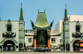 Grauman's Chinese Theater Stock Image