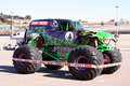 Gravedigger Monster Truck Royalty Free Stock Photography