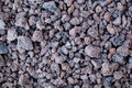 Gravel. Stock Photography