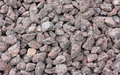 Gravel Royalty Free Stock Photo