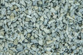 Gravel abstract background ballast boulder Stock Photos