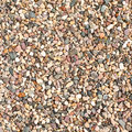 Gravel background crushed granite and pebble texture Royalty Free Stock Photography