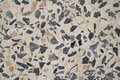 Gravel on cement table texture Royalty Free Stock Photo