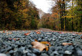 Gravel Road Stock Photography
